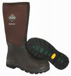 Chore Cool High Work Boots, Brown, Unisex Size 9 Men/10 Women