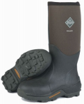Wetland Muck Boots, Brown, Unisex Men's Size 9, Women's Size 10