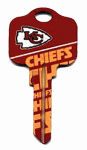 KW1 Chiefs Team Key, Must Purchase in Quantities of 5