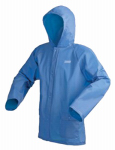 Rain Jacket, Small To Medium, Blue