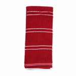 Hand Towels, Red Cotton Terry, 16 x 26-In., 2-Pk., Must Purchase in Quantities of 3