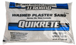 Washed Plaster Sand, Coarse, 50-Lbs.