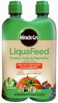 Liquafeed Tomato, Fruit, & Vegetable Food, 9-4-9, 2-Pk.