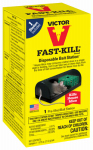 Fast Kill Disposable Bait Station
