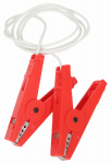 Electric Fence Jumper Lead with HD Clamps