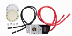 Thermostat Kit for Baseboard Heaters, Double-Pole