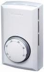 Thermostat Kit for Baseboard  & Fan-Forced Heaters, Single-Pole