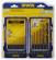 Turbomax Drill Bits, 15-Pc.Set