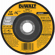 Grinding Wheel, Aluminum, 4.5 x 1/4 x 7/8-In.