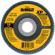 Flap Disc, 40-Grit, 4.5 x 7/8-In.