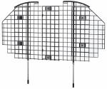 Vehicle Pet Barrier, Adjustable, Wire Mesh
