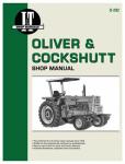 Tractor Shop Manual, Oliver