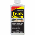 Teak Cleaner, 16-oz.