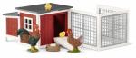 Toy Animal Figure, Chicken Coop