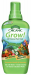 Grow All-Purpose Liquid Plant Organic Food, 24-oz. Concentrate