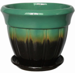 """12"""" Sea Bell Planter, Must Purchase in Quantities of 4"""