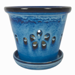 """5.5"""" Daisy Orchid Pot, Must Purchase in Quantities of 6"""
