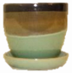 """7"""" Egg Pot/Saucer, Must Purchase in Quantities of 6"""