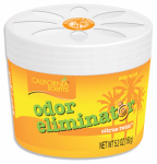 Car Air Freshener, Odor Eliminator, Citrus Twist, 5.2-oz. gel
