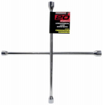 Lug Wrench, SAE/Metric, 20-In.