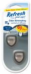 Car Air Freshener Mini Oil Diffuser, New Car Scent, 2-Pk.
