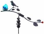 Garden Dancing Bird LED Solar Stake Light