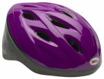 Bike Helmet, Girls', Purple