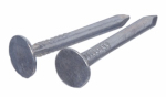 Galvanized Roofing Nails, 1-In., 100-Ct.