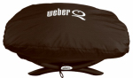 Q Grill Cover, Vinyl Bonnet, For Q1000 & Q100