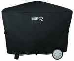 Q Grill Cover, For Q2000 & Q3000 w/ Stationary Cart