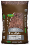Brown Mulch, 2-Cu. Ft.