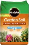 Garden Soil, Cactus, Palm & Citrus, 1.5-Cu. Ft.