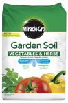Garden Soil, Vegetables & Herbs, 1.5-Cu. Ft.