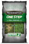 One Step Complete Grass Seed Mix, Tall Fescue, 8.3-Lbs.