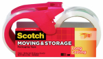 Moving & Storage Packaging Tape, 54.6 Yds.