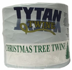 Christmas Tree Twine, White Tube, 5-Lb., Must Purchase in Quantities of 8