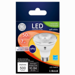 LED Flood Bulb, PAR20, Medium Base, 7-Watt