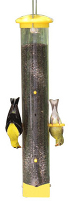 WOODLINK Nyjer Thistle Finch Feeder, 1-1/4 Lb.