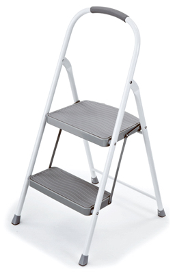 Swell Details About Tricam Industries Step Stool 2 Step Steel Rms 2 Machost Co Dining Chair Design Ideas Machostcouk