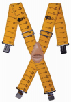 Yard Stick Liars Suspenders