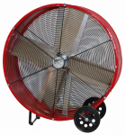 Air Circulator Drum Fan, Direct Drive, 2-Speed, 36-In.