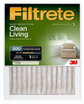 Dust Reduction Furnace Filter, 10x20x1-In., Must Purchase in Quantities of 6