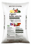 Organic Bark Mulch, 2-Cu. Ft.
