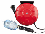 Yellow Jacket Trouble Light With 40-Ft. Retractable Cord