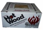 Hot Wood box hardwood firewood - 19.82 Liters