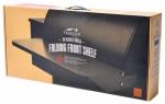 20 Series Folding Front Grill Shelf, 23 x 10 x 4.5-In.