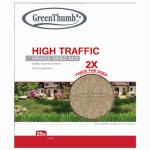 High-Traffic Grass Seed, 25-Lbs.