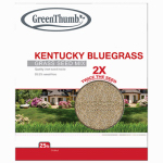 Kentucky Bluegrass Seed Mix, 25-Lbs.