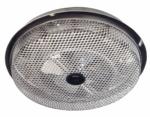 Ceiling Mount Heater, Fan Forced, 1250W, 120V, 10.42A, 4,266-BTUs