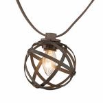Metal Orb String 10-Light Set